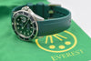 FAQ's – What Rolex watches fit the Everest Rubber Strap?