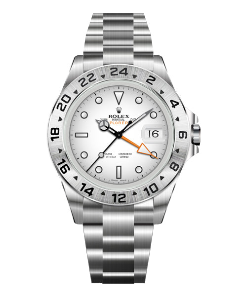Explorer II 42mm (Post-2011)