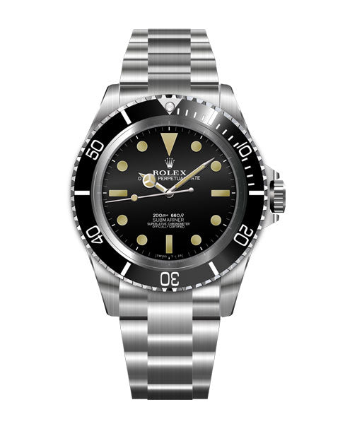Vintage Submariner No-Date