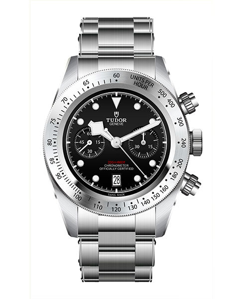 Black Bay Chronograph