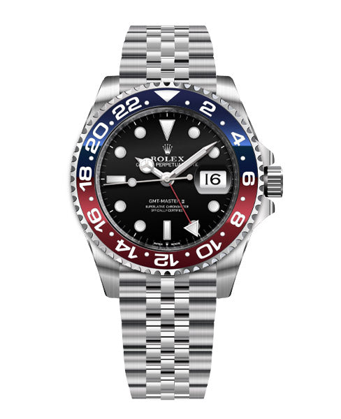 GMT Ceramic Jubilee