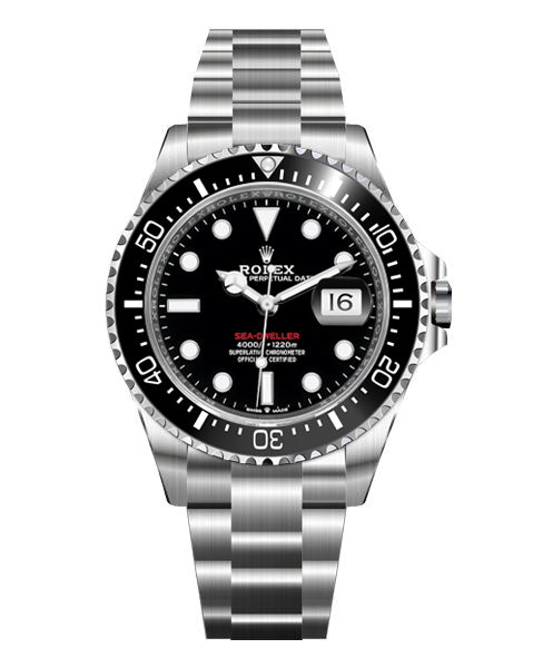 Sea-Dweller 43mm