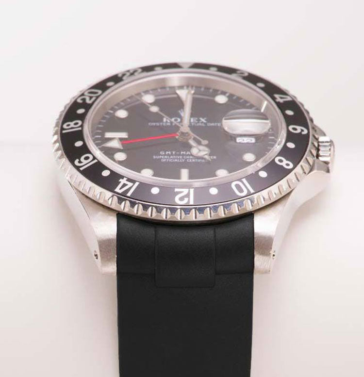 gmt master II 16710 rubber