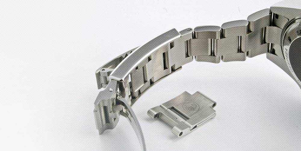 how to adjust your rolex clasp