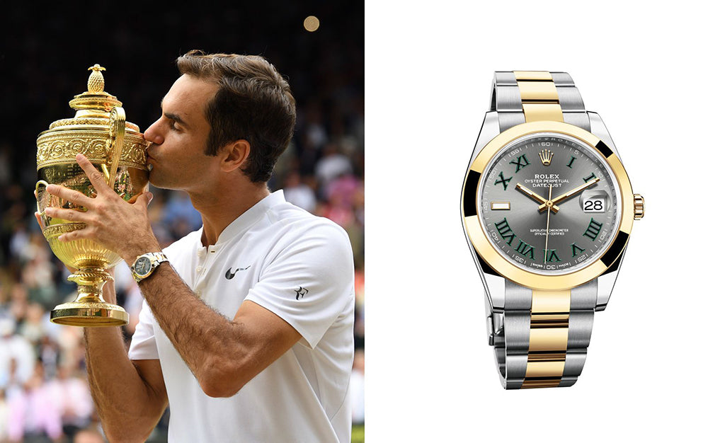 what sports can you wear a rolex for