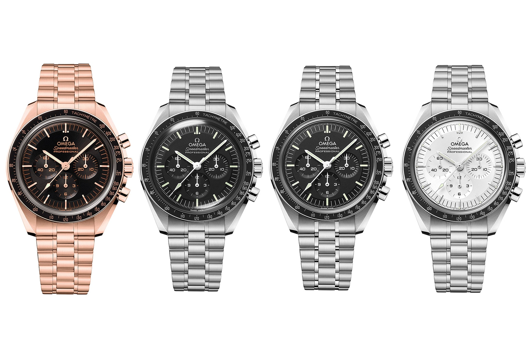 Omega Speedmaster Collection Professional