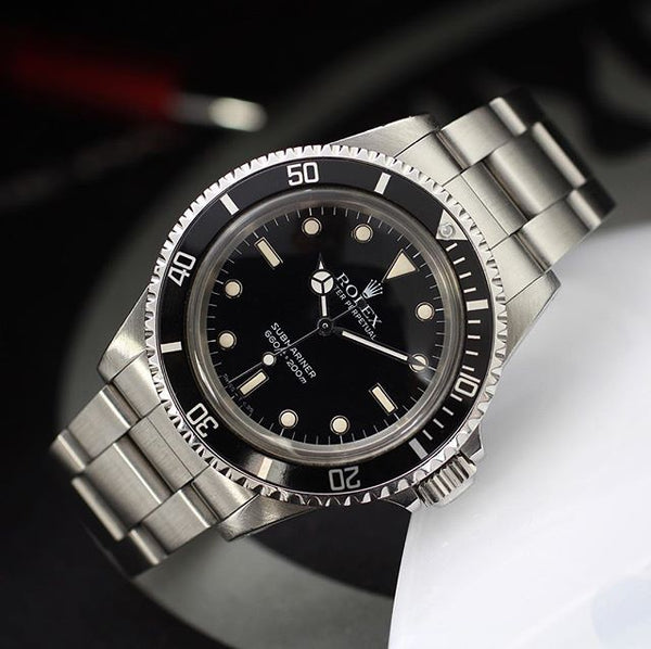 Vintage Rolex Sports Lines – Submariner & GMT