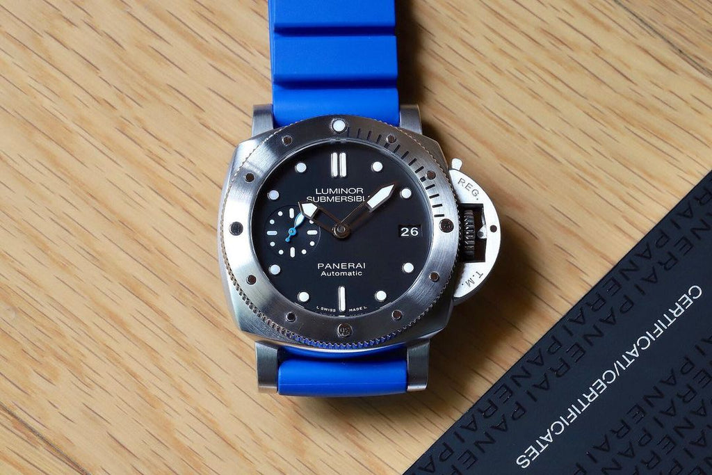 Panerai Submersible in 42mm