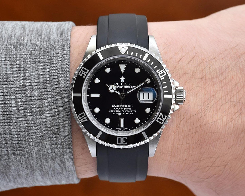 rolex submariner watch strap