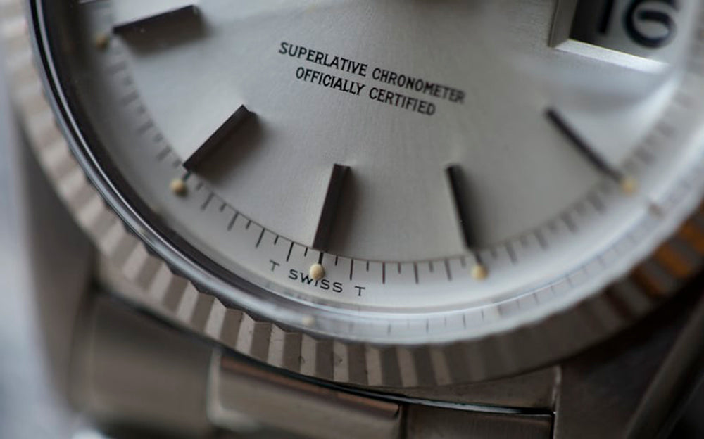 a closer look at rolex dials
