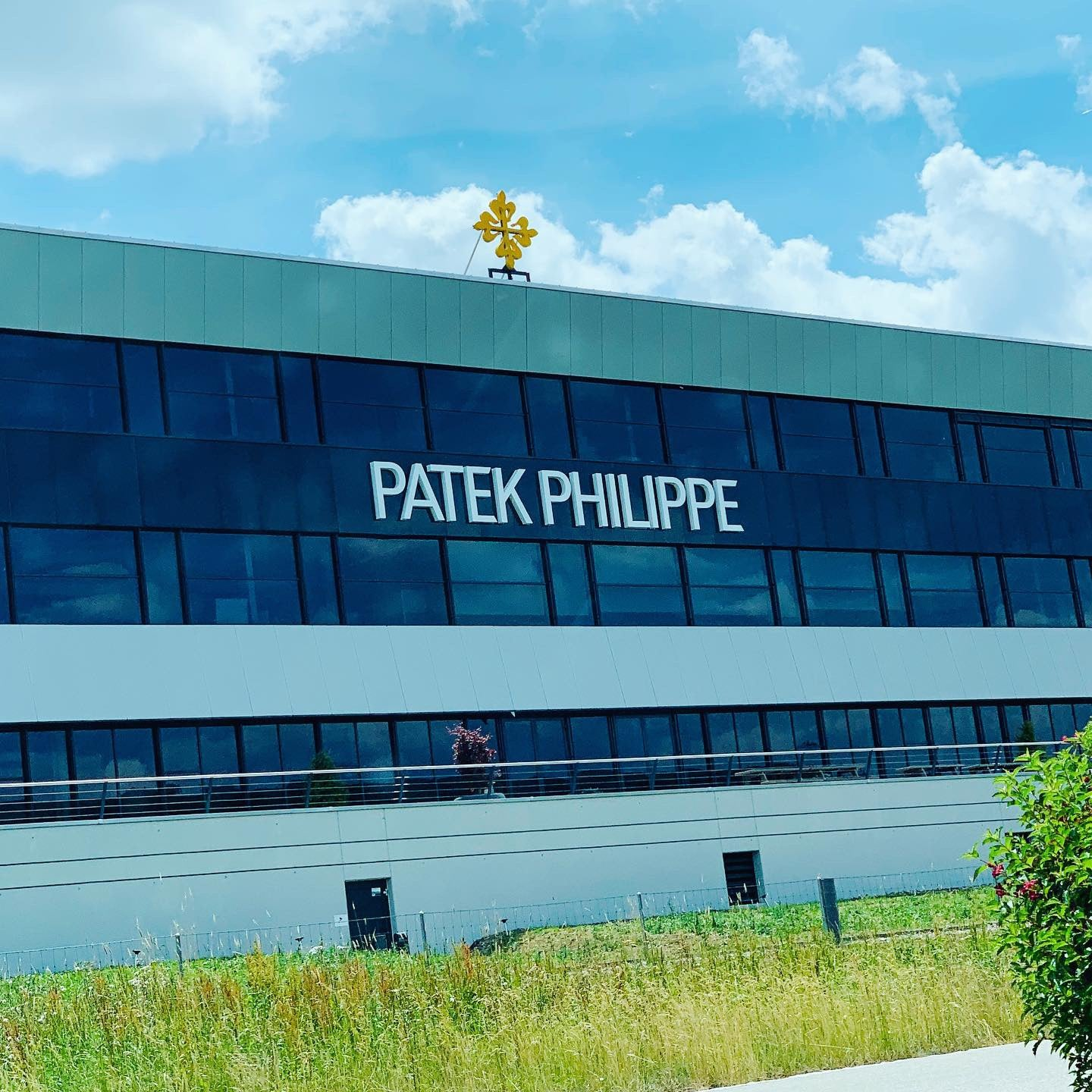 Patek Philippe Headquarters Production