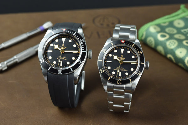 The Black Bay 58 Vs The Black Bay