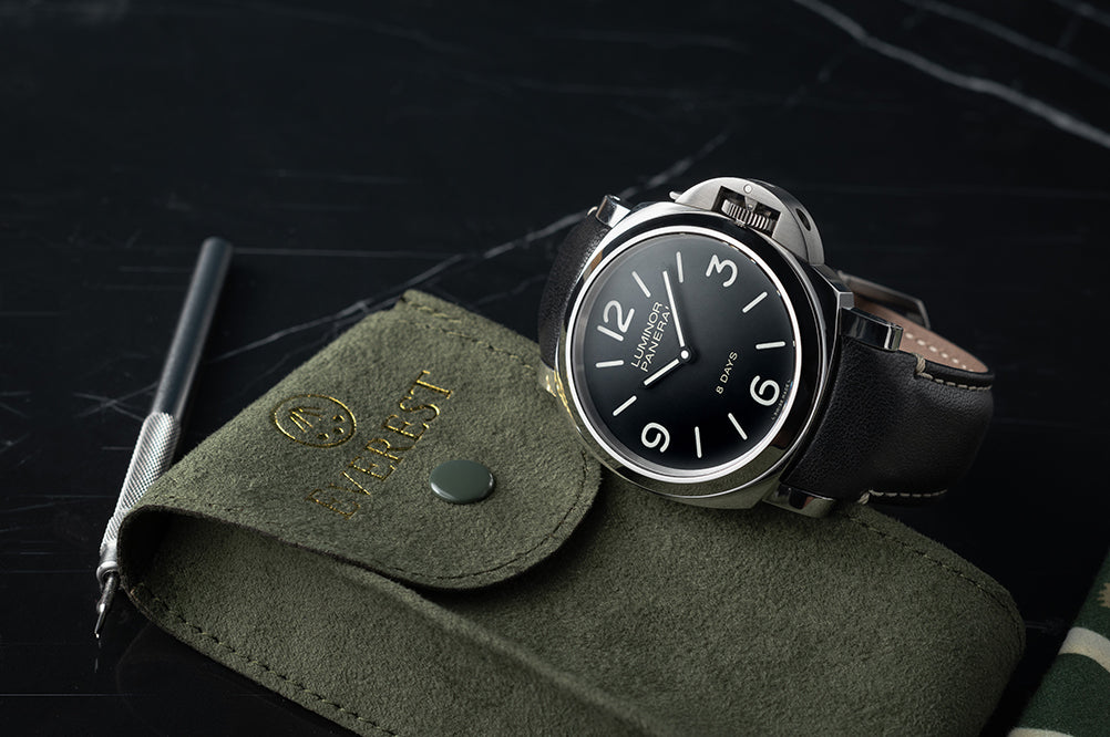 leather watch bands for panerai