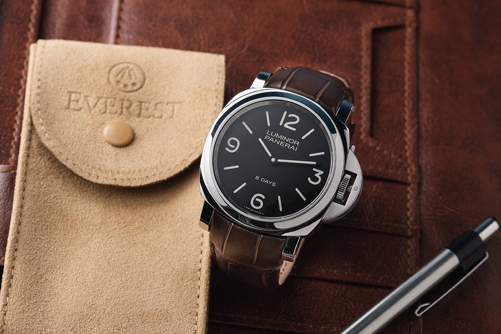 leather watch straps for panerai