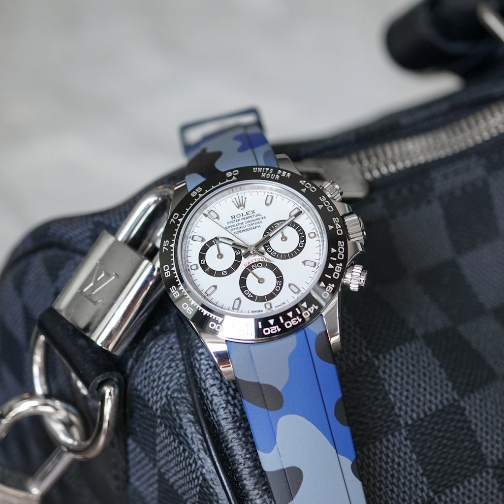Rubber Straps for Rolex Watches