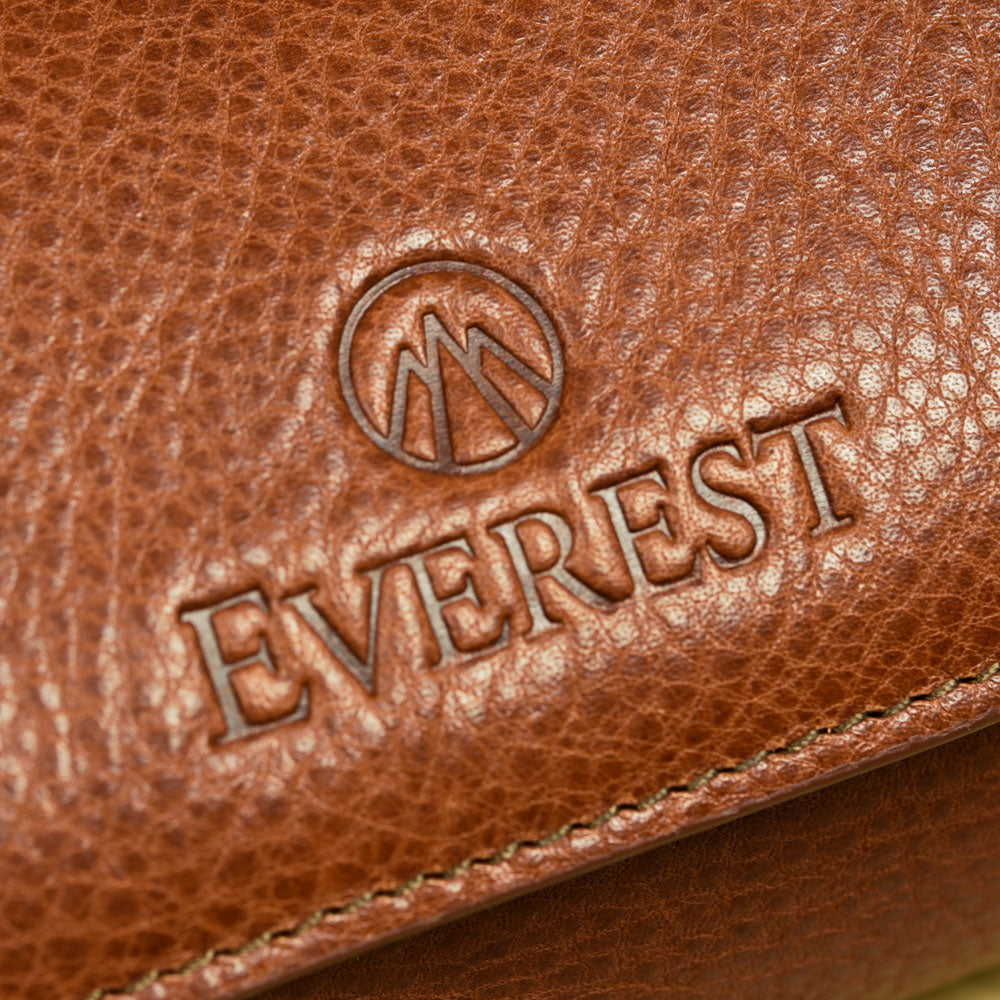 Heritage Brown Leather Everest
