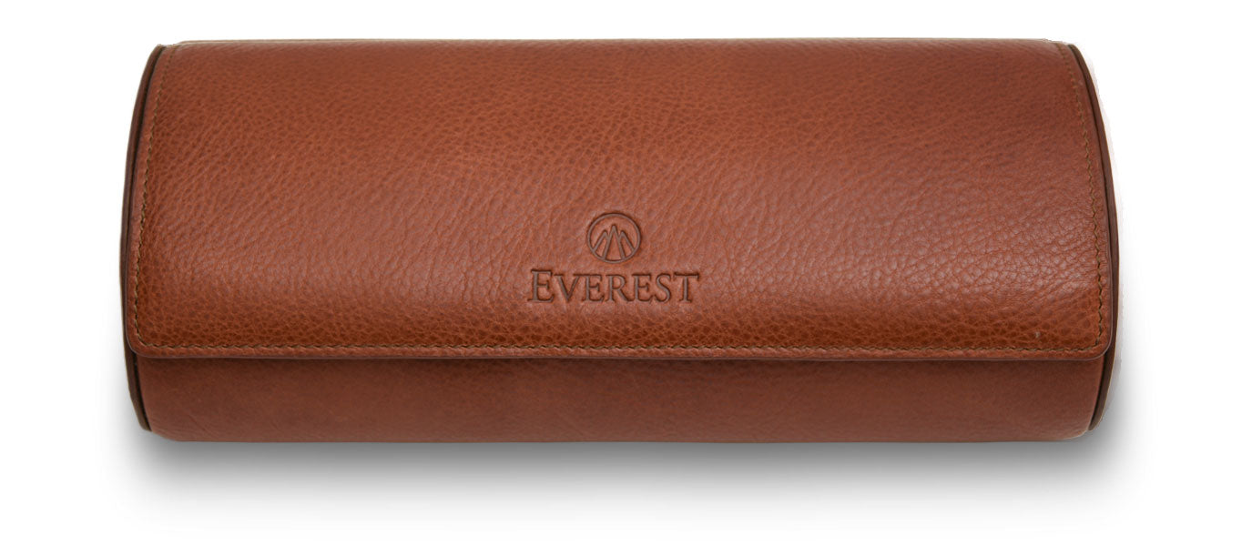Everest Heritage Brown Leather