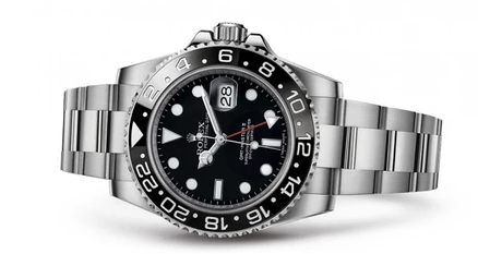 GMT Master two red hand