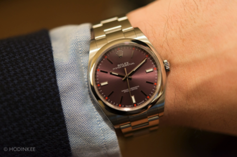 Rolex Gold Oyster Perpetual