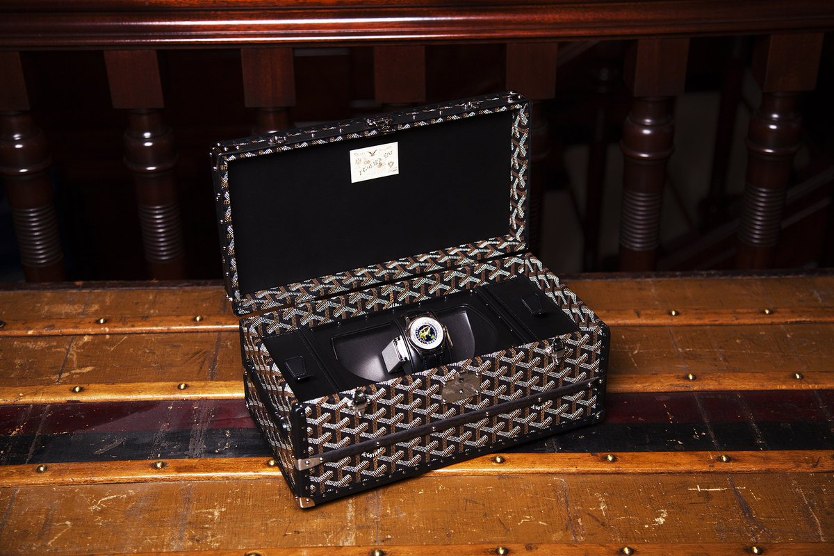 Goyard Watch Winder