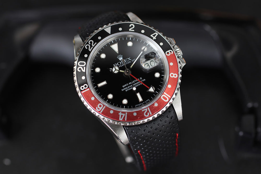 Battle of the Beverages: Rolex Coke GMT vs. the Pepsi GMT vs. the Rolex Root Beer GMT