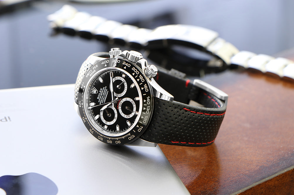 rolex daytona watch band