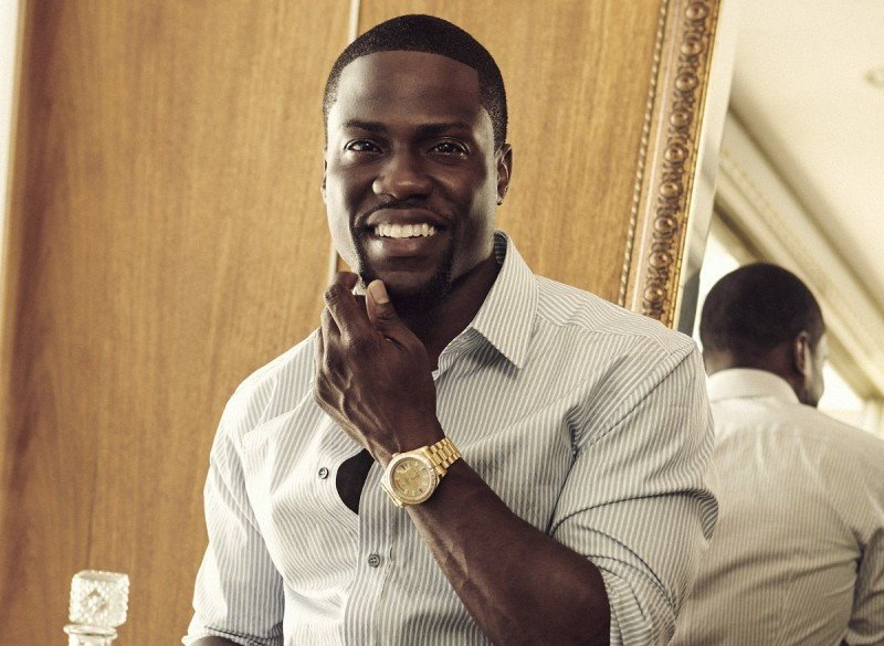 Kevin Hart Gold Day-Date