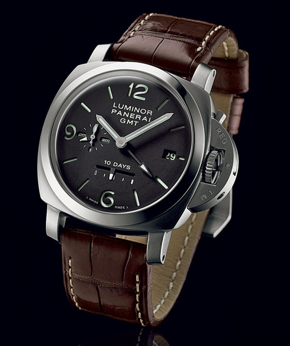 panerai movement