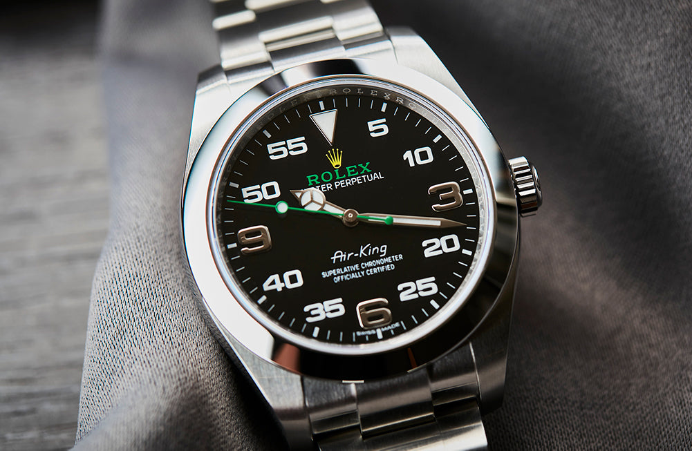 An Intro To Types of Watch Hands on Luxury Watches