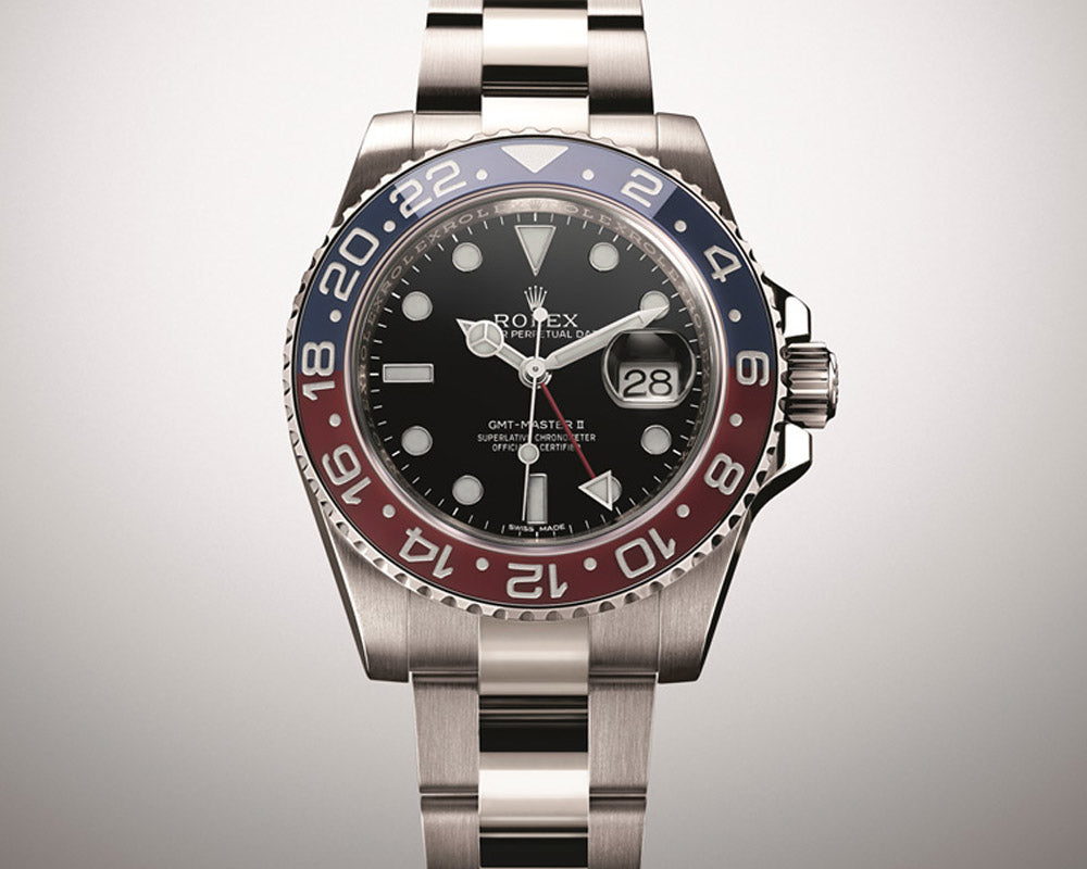 Rolex GMT Master BLRO Baselworld 2014