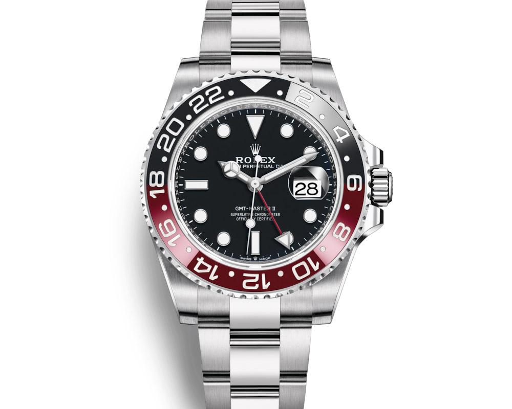 Baselworld 2020 prediction Coke GMT Master