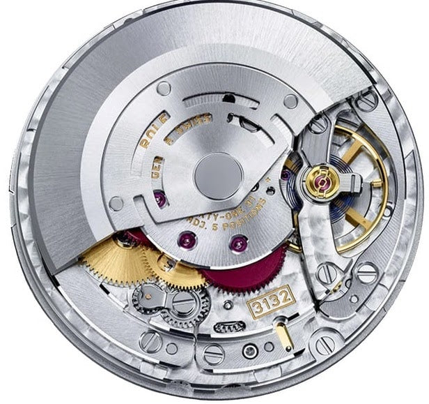rolex caliber movement