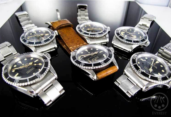 Vintage Rolex Watches