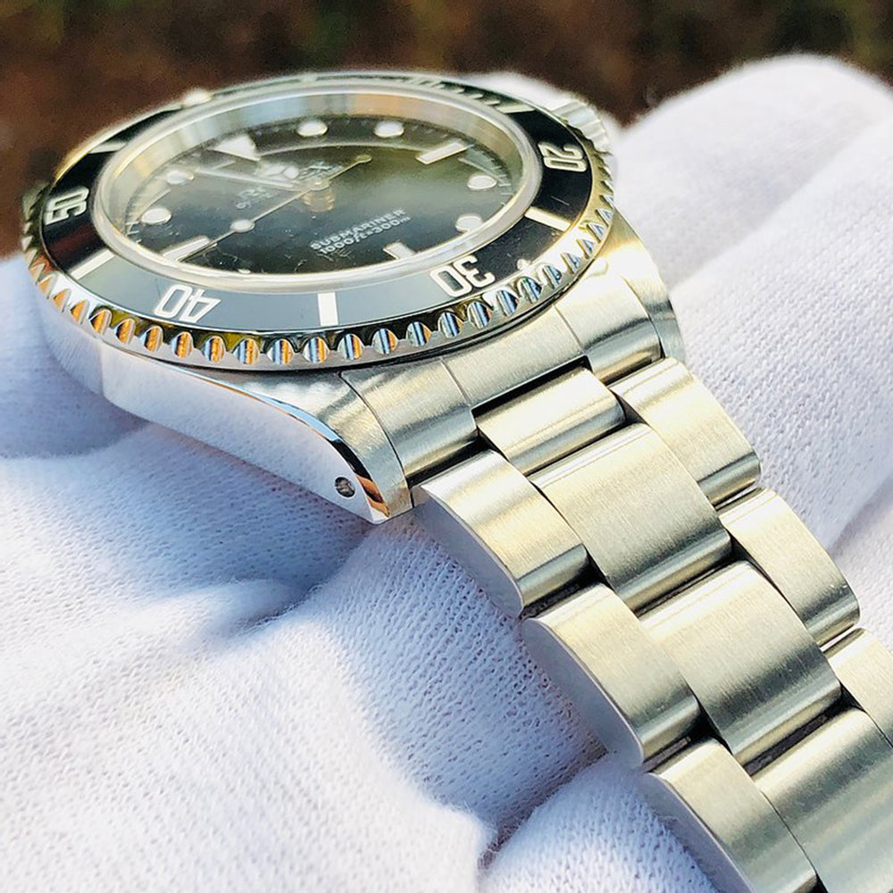 when to service your rolex