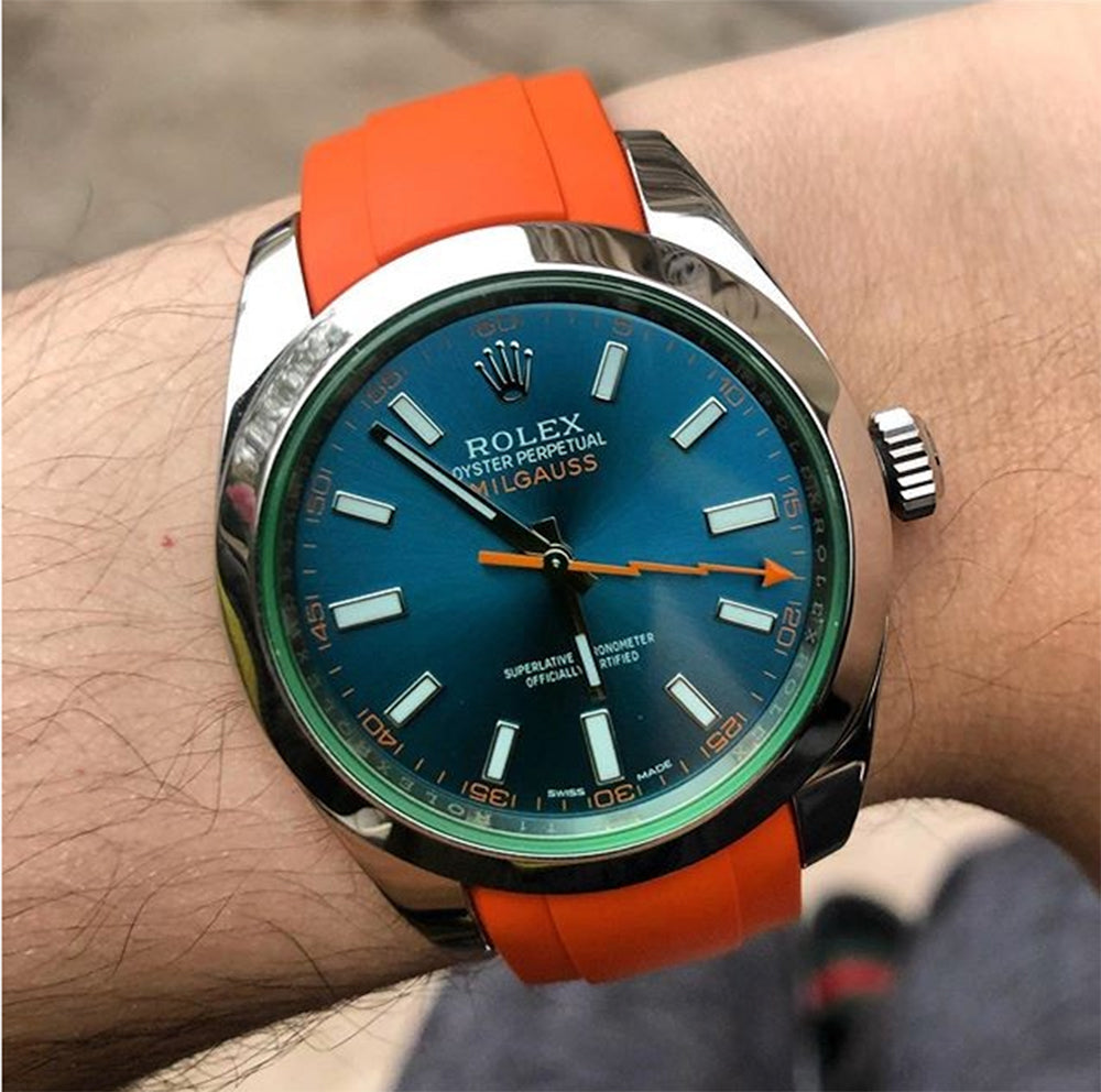 the story behind the rolex milgauss