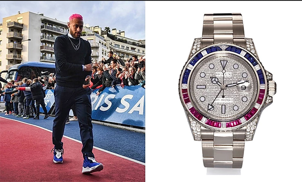 famous people and their watches