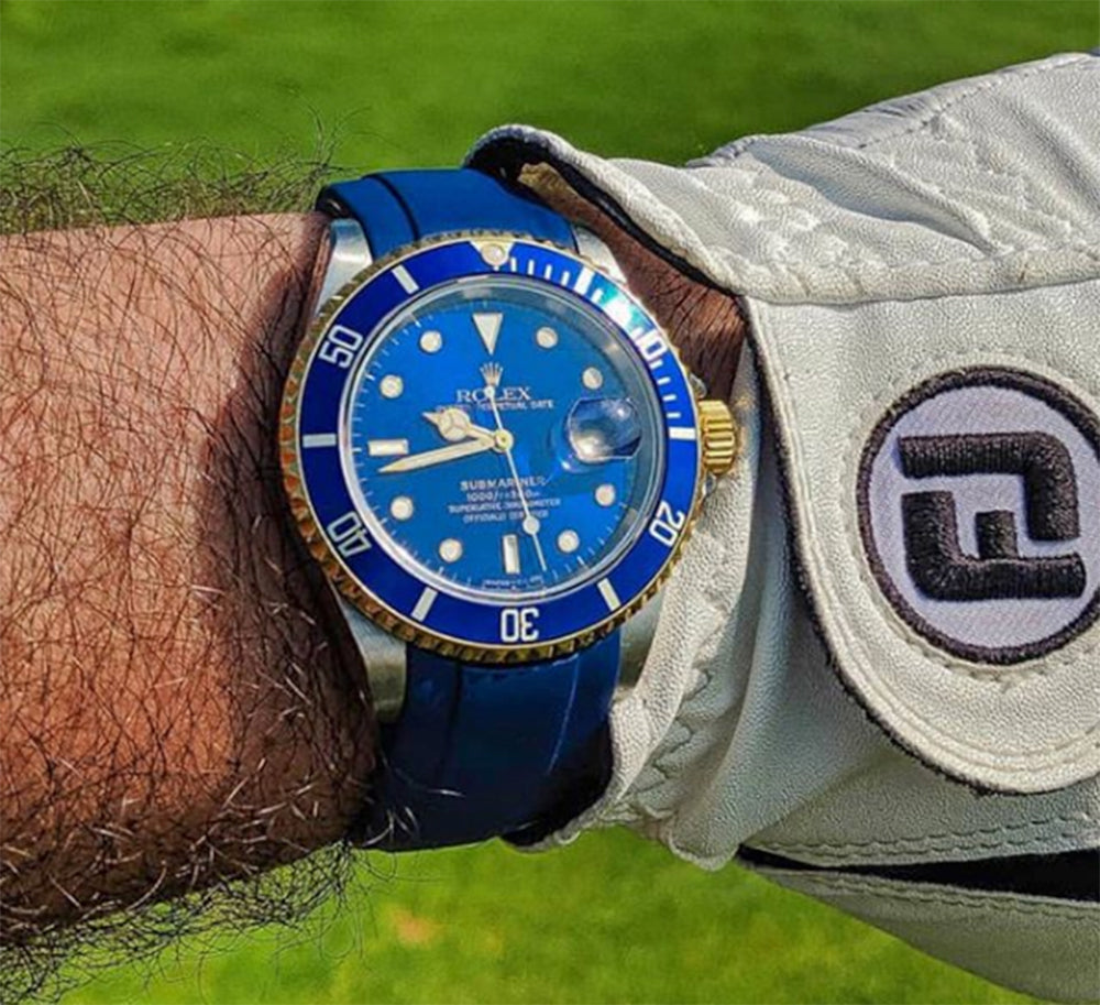 rolex and golf