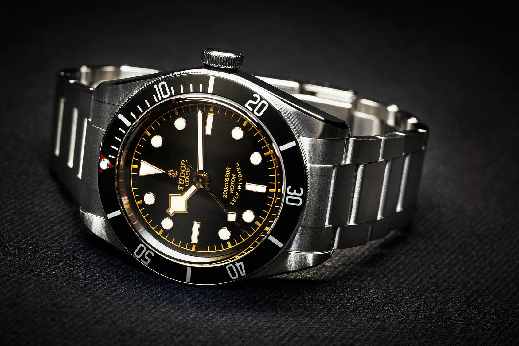 Black Bay Tudor from Time and Tide
