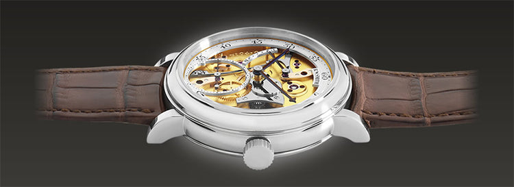 roger smith open dial watch