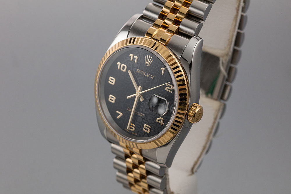 datejust watch band