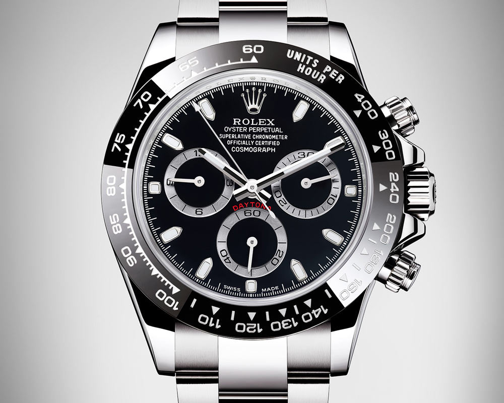 ceramic Daytona holds value Rolex