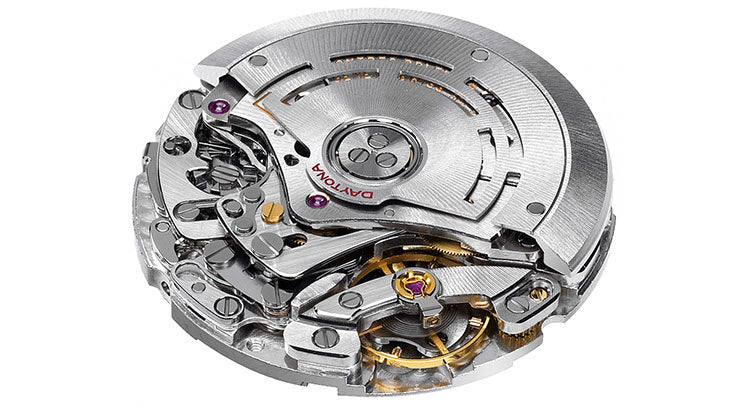 rolex movement caliber 4130