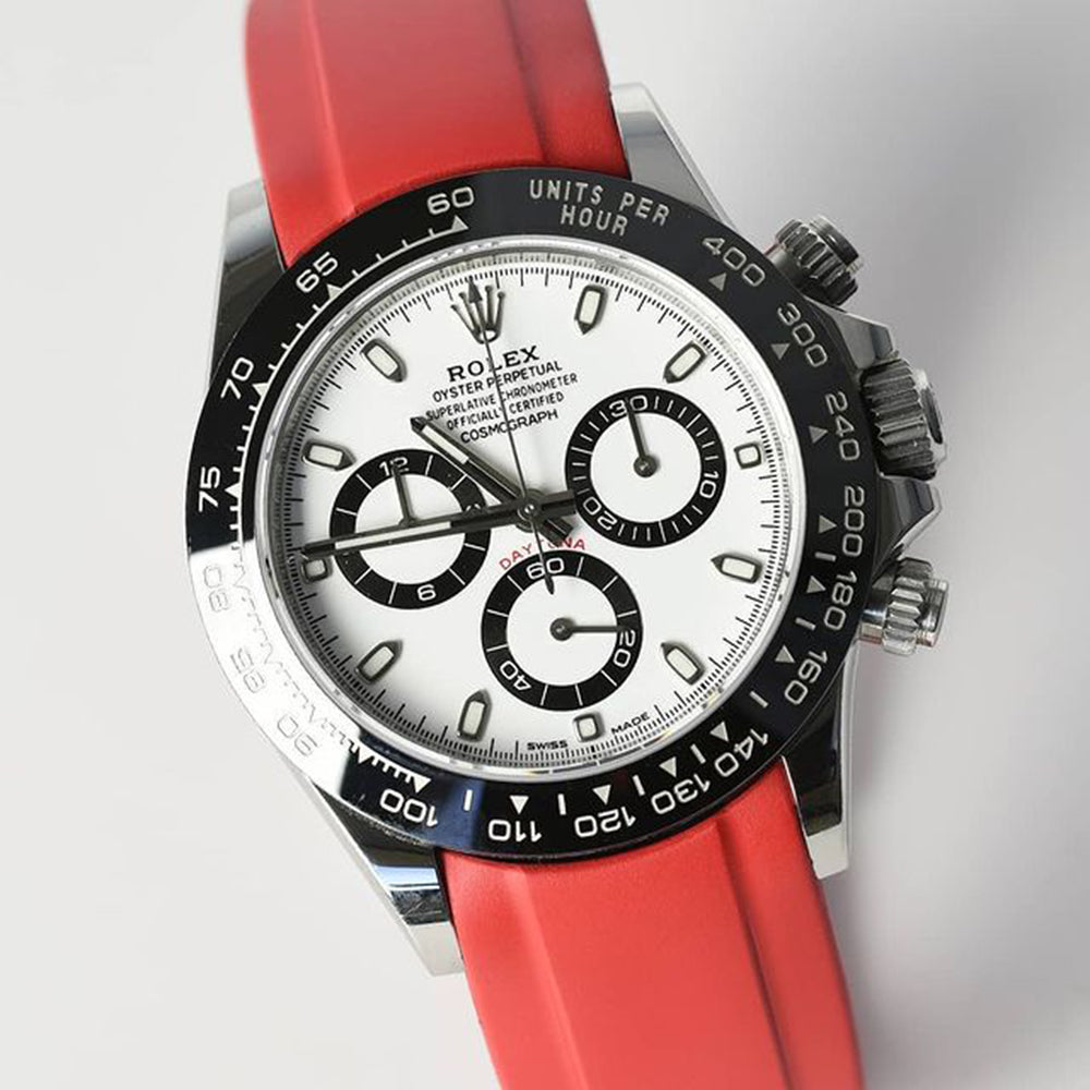 red everest band on rolex