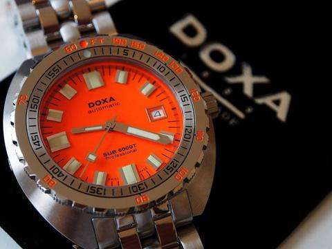 doxa watch bands