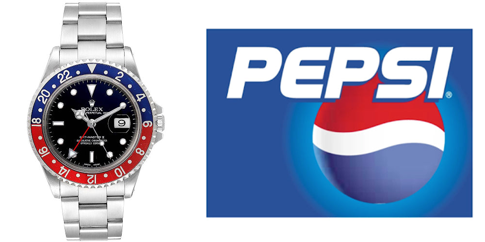 rolex pepsi watch band