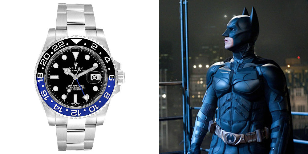 rolex batman watch band