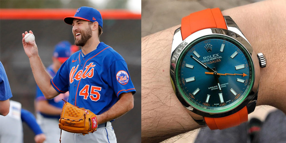MLB Team Watches, as Envisioned by Everest