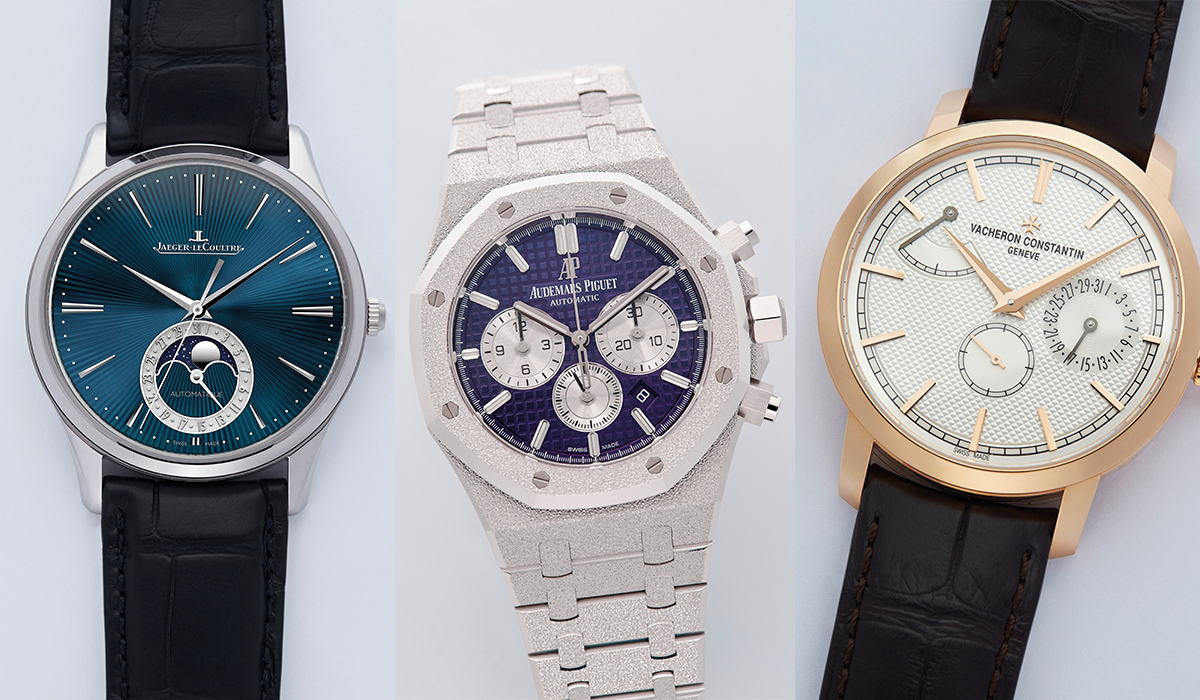 grail watch collection