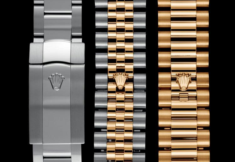 Rolex Oyster Perpetual Clasp And Bracelet Options The Oyster