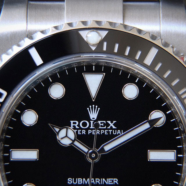 marco shot rolex submariner
